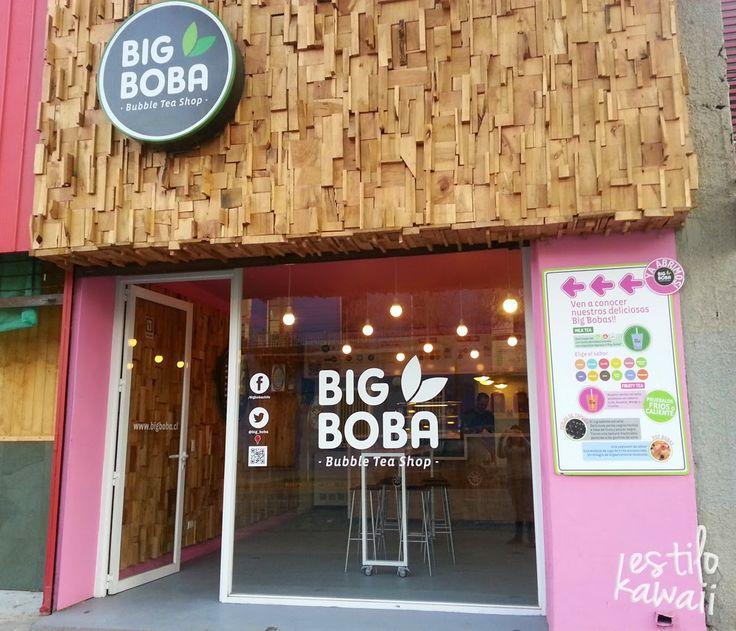 Lulu Cakes: Big Boba Bubble tea Shop