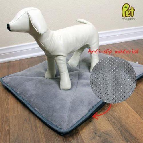 x2 Self Heating Mat Pads for Pets Cat Dog Thermal Bed Small Large Foam Anti Slip #SelfHeatingMatPads