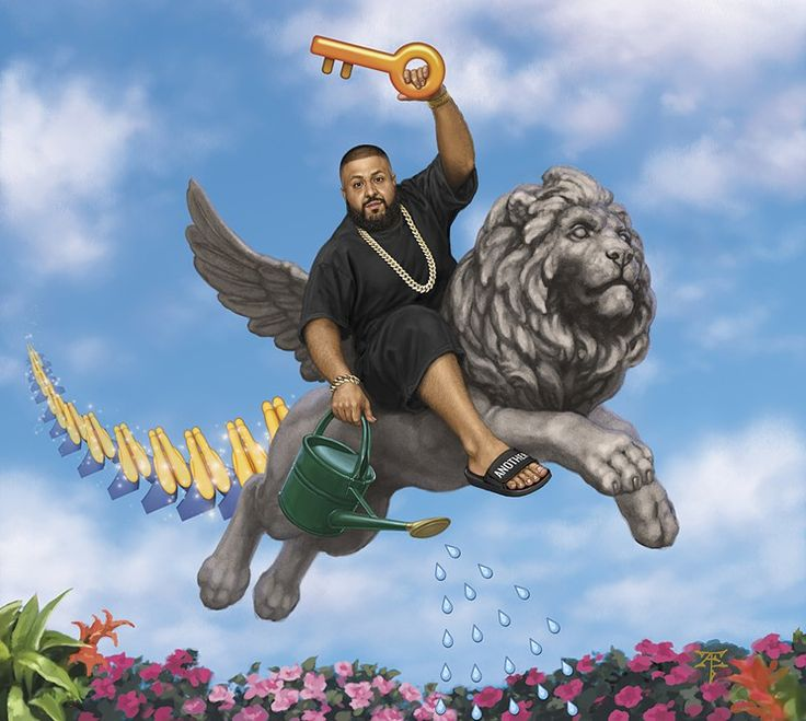 DJ Khaled's Journey of Success Started Long Before Snapchat