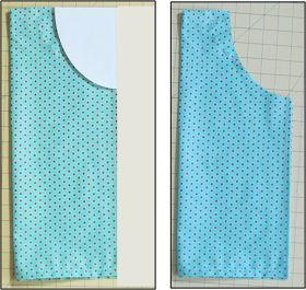 Easy apron pattern