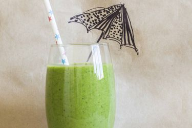 Green colada recipe, Bite – This smoothie is fruity, refreshing and delicious, just like a pina colada only much better for you. – foodhub.co.nz