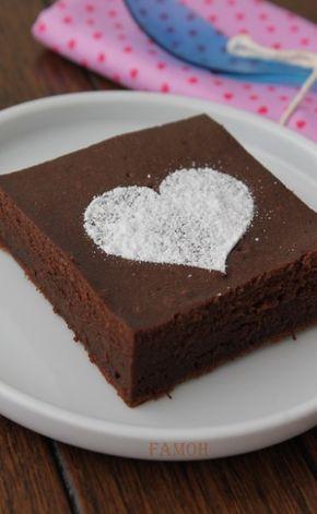 Schokoladenkuchen und Mascarpone   – recettes a faire!