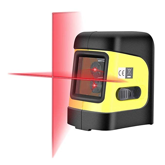 Firecore F112r Self Leveling Horizontal Vertical Cross Line Laser Level With Magnetic Bracket With Images Laser Levels Green Laser Horizontal