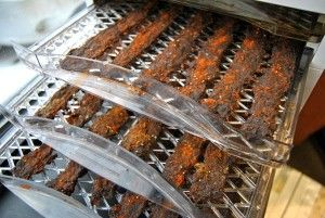 Venison jerky is a fantastic snack when you're hunting, hanging around watching a football game or just need something tasty to get you through until next deer season.