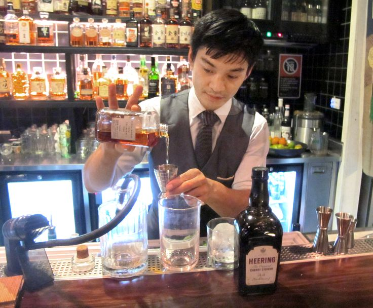 A guide to Sydney's flourishing small-bar scene - The Washington Post