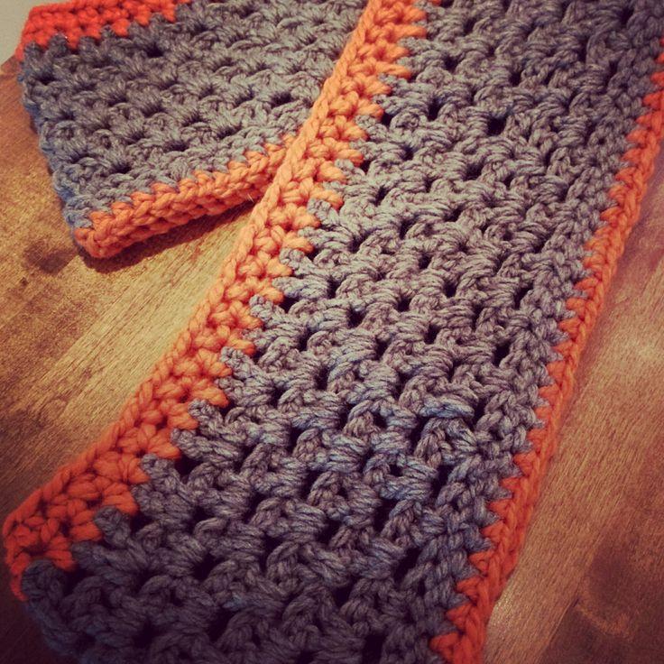 Infinity scarf - Josyan McGregor
