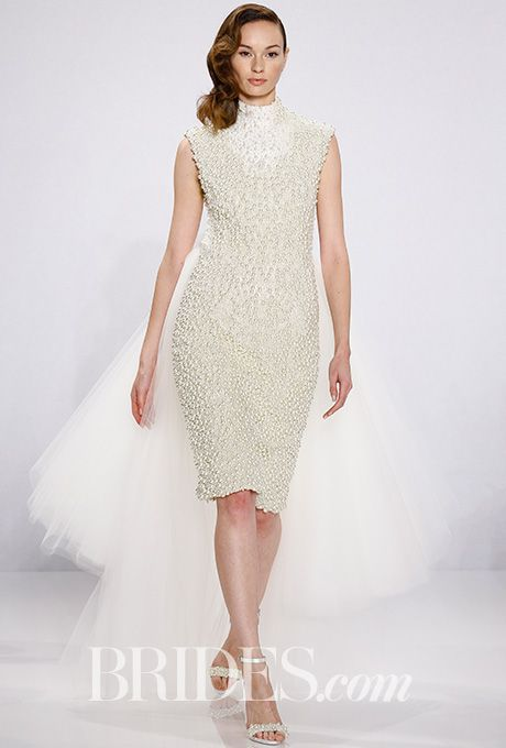 30 best Christian Siriano Spring 2017 Bridal images on Pinterest ...