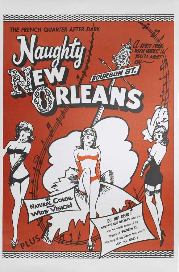new orleans vintage poster meditate download