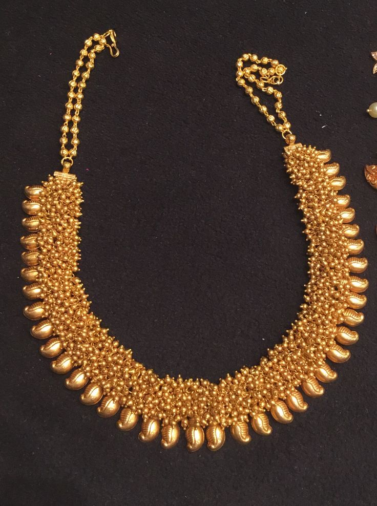 1000 Ideas About Indian Gold Necklace On Pinterest