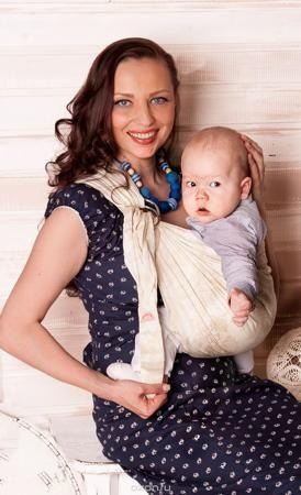 """Мамарада Слинг с кольцами Ланвин размер S  — 2447р. ------------ Слинг с кольцами позволяет носить ребенка как горизонтально в положении """"Колыбелька"""" так и в вертикальном положении. В слинге в положении """"Колыбелька"""" малыш распологается точно так же, как у мамы на руках, что особенно актуально для новорожденного. Ткань слинга равномерно поддерживает спинку малыша по всей длине. Малышу комфортно и спокойно рядом с мамой. Мама в это время может заняться полезными делами или прогуляться. В…"""