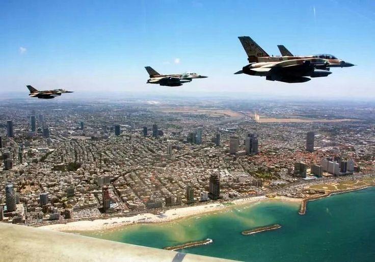 F-16D Barak Israel Air Force V3 by Nir Ben-Yosef, via ... |Israeli Fighter Jets In Action