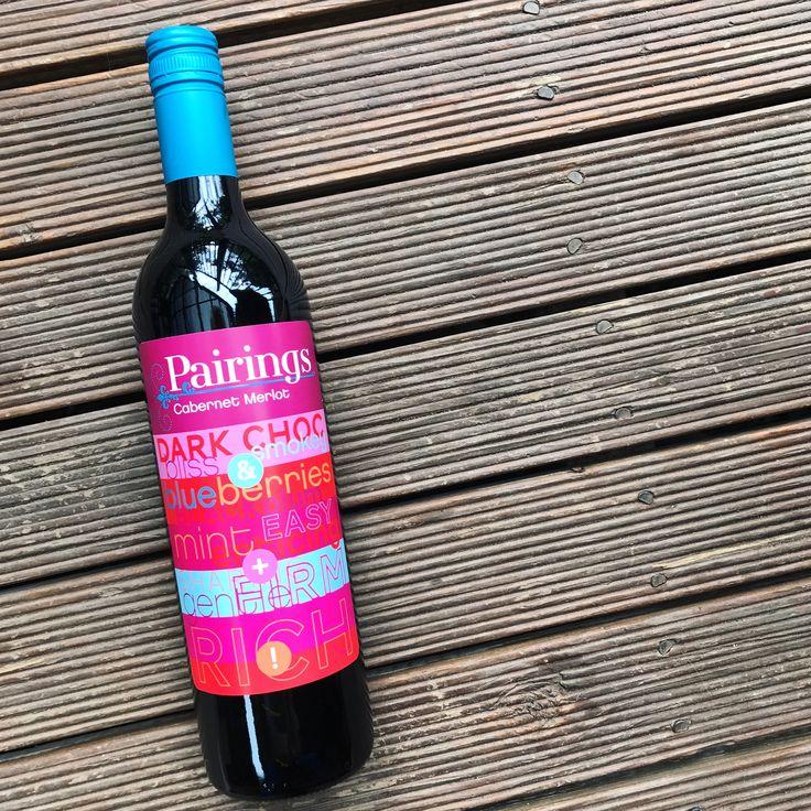The cure for Mondayitis! #wine #canernetmerlot