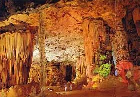 Cango Caves, Oudtshoorn South Africa