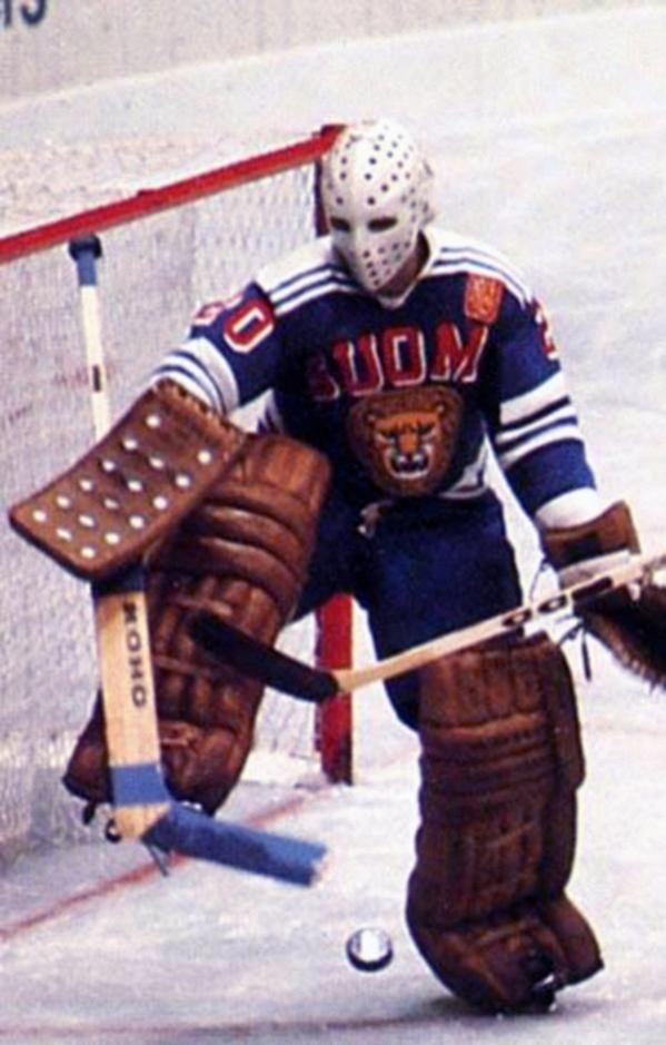 Antero Kivela G Finland Hockey Goalie Hockey Mask Goalie Mask