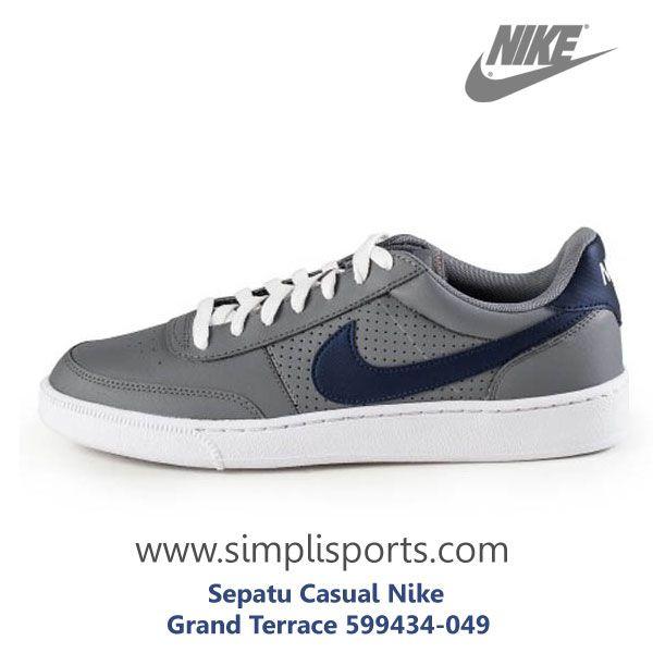 Sepatu Sneakers Casual Nike Grand Terrace ORIGINAL 599434-049  www.simplisports.com http