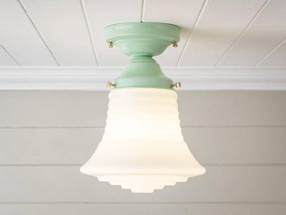 Semi Flush Ceiling Lights Glass Brass Fixture Bathroom: 25+ Best Ideas About Ceiling Light Fixtures On Pinterest