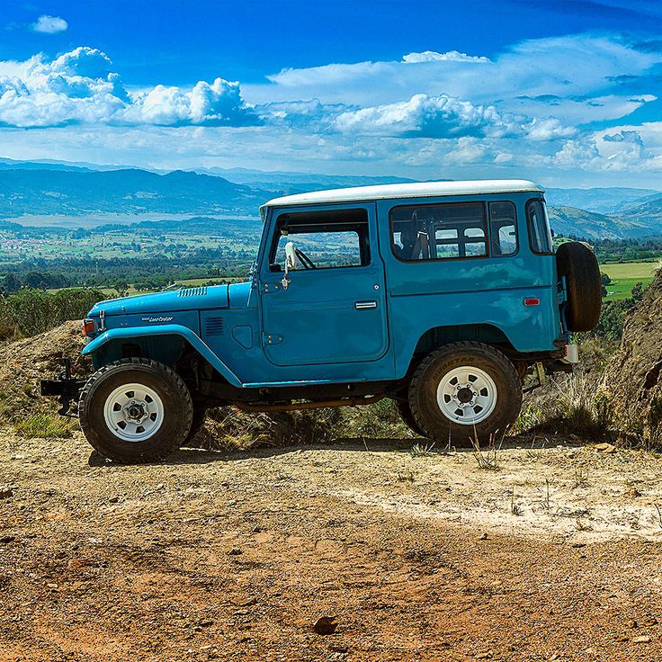 Toyota Fj40 Hardtop For Sale: 235 Best Wheels Images On Pinterest