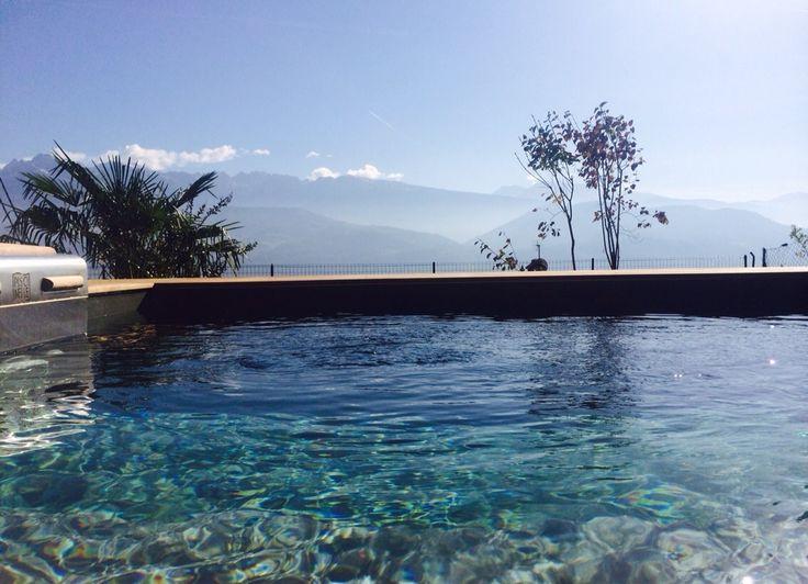 Les 25 meilleures id es de la cat gorie liner piscine sur for Piscine bord miroir