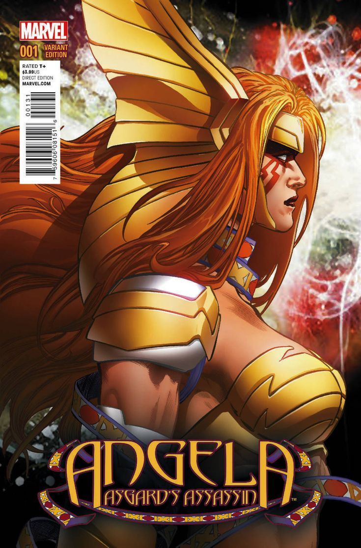 Angela : Asgard's Assassin