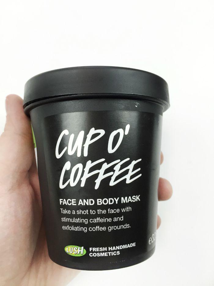 Cup O' Coffee: Wake Up Your Winter Skin