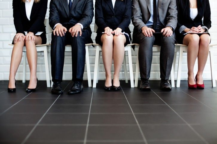 9 Ways To Stand Out In A Group Interview.  My daughter had a group interview recently.  She said she really stood out because she was the only she in the room.