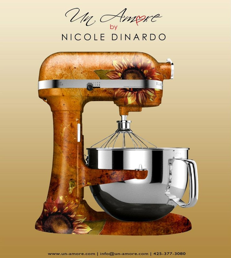 Kitchen Art Mixer: 80 Best KitchenAid Art By Nicole Dinardo Images On Pinterest