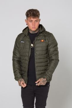 Ellesse - Lombardy Padded Jacket - Rosin | You guys have been loving the padded jackets from Ellesse! A classic wardrobe staple for Autumn/Winter and available in a range of colours! Get yours now @ Urban Celebrity!