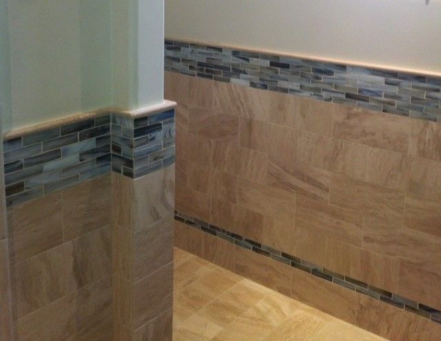 How To Cut Bathroom Tile   Example Homes