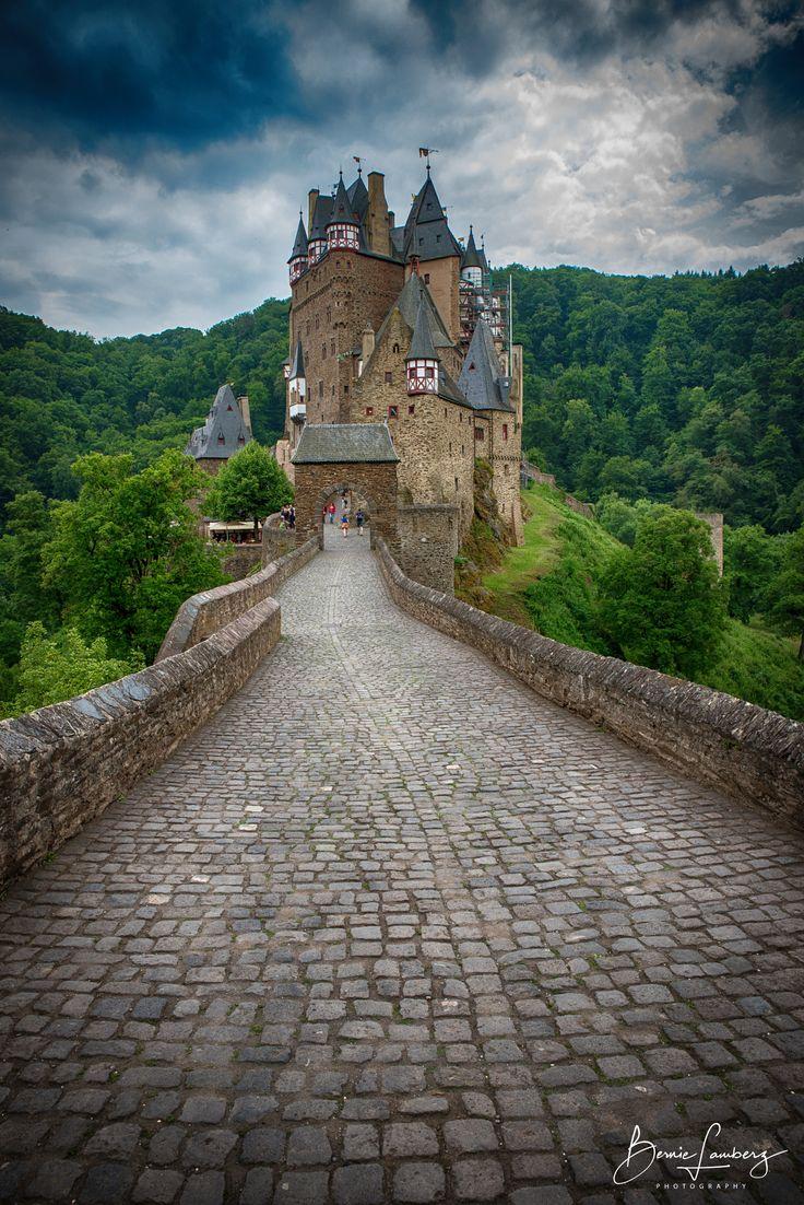 Burg Eltz - Die Burg Letz in Rheinland-Pfalz (Germany)