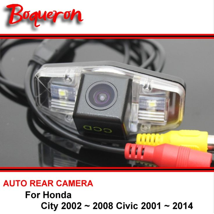 For Honda Accord 2003~2012 Integra 2001~2006 Rear view Camera Back up Reverse Camera Car Parking Camera CCD Night Vision. Yesterday's price: US $22.66 (18.74 EUR). Today's price: US $14.50 (11.93 EUR). Discount: 36%.