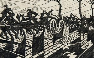 Lost work by renowned First World War artists come to light - Telegraph