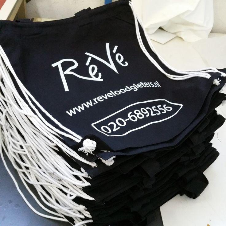 Promotie textiel tassen bedrukken bedrijfslogo totebags