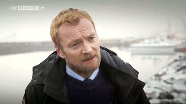 Lisburn actor Richard Dormer talks about his new role in Sky Atlantic's new thriller Fortitude. He plays a tough and unorthodox cop. Dormer shot to fame locally with his uncompromising