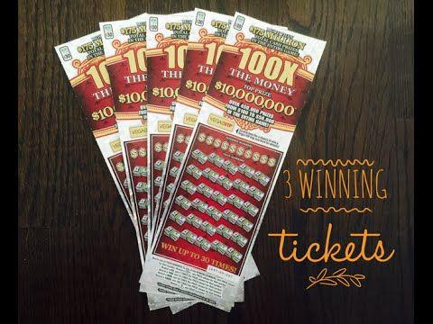 3 WINS IN A ROW on $30 100x the Money VA Lottery Scratchers - http://LIFEWAYSVILLAGE.COM/lottery-lotto/3-wins-in-a-row-on-30-100x-the-money-va-lottery-scratchers/