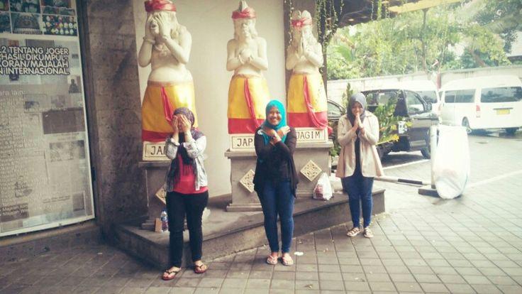 Joger in Bali