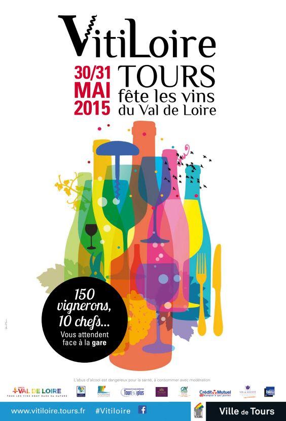 Affiche Vitiloire 2015