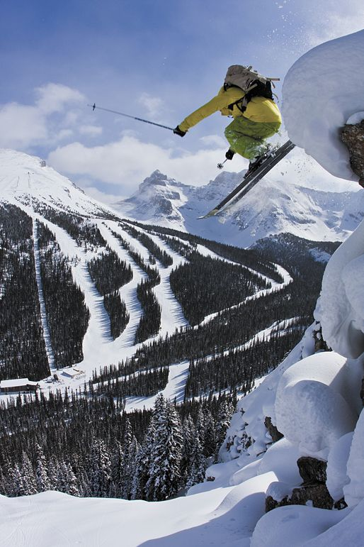 Calgary Life & Style - greening the #ski industry