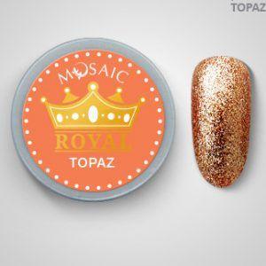 Mosaic Royal Gel Topaz