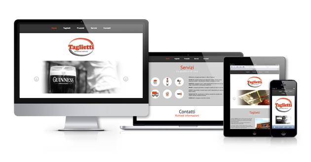 sito web tagliettisrl.com