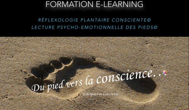 formation, reflexologie, plantaire, elearning, distance, apprendre, pied, santé… Se former chez soi, à son rythme dans des conditions optimales d'apprentissage, c'est possible !
