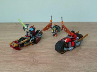 Totobricks: LEGO 70600 LEGO NINJAGO 2016 Ninja Bike Chase http://www.totobricks.com/2016/09/lego-70600-lego-ninjago-2016-ninja-bike.html