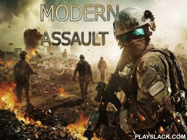 Modern Assault Multiplayer  Android Game - playslack.com , fight other players. Create your own team or clan to overpower the foe on different maps.