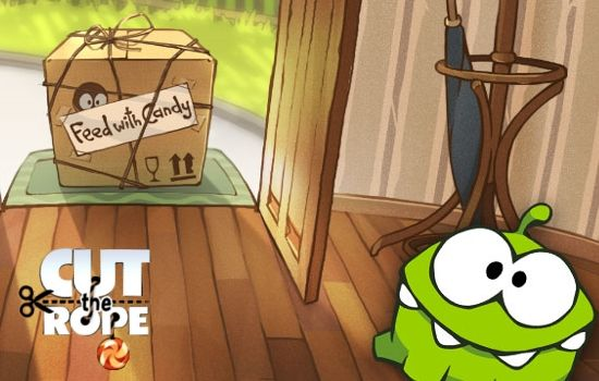 Cut the rope is a stunning game that beats the angry birds for sure. Cut the rope is now available for Android which is a gift for droiders.