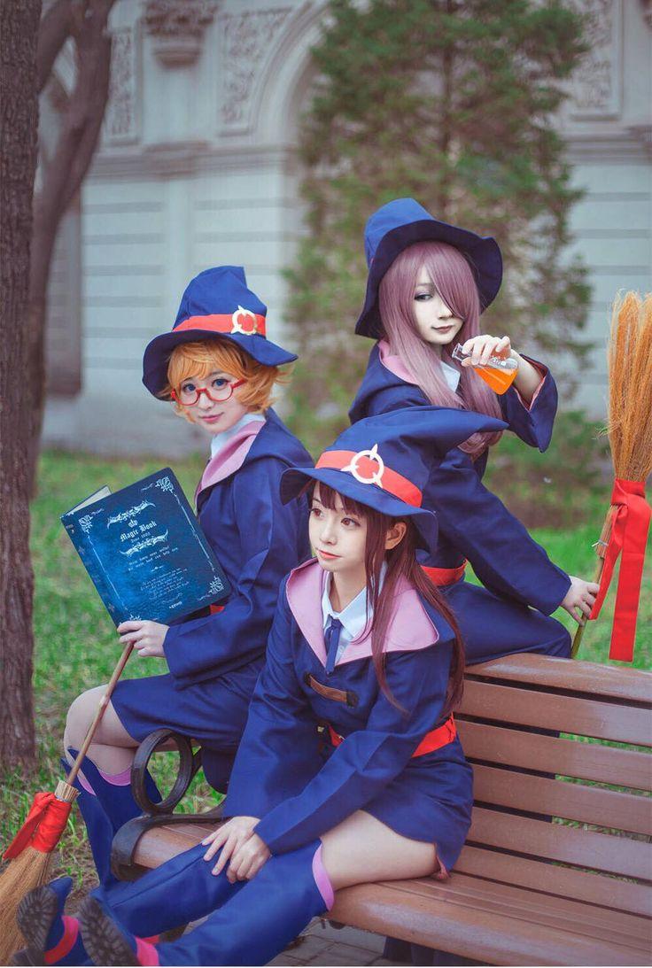Little witch academia cute cosplay kawaii cosplay cosplay