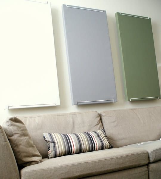 Theatre Acoustic Walls Diy Foam: 45 Best Living Room Colors: Avacado Images On Pinterest