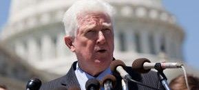"""A Democratic congressman has donated funds to a political group that was implicated in a criminal fund-raising operation for the jihad group, Hamas.    """"Thank you Congressman James Moran for his gen"""