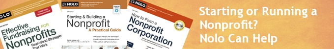 How to form a nonprofit corporation in Nevada.