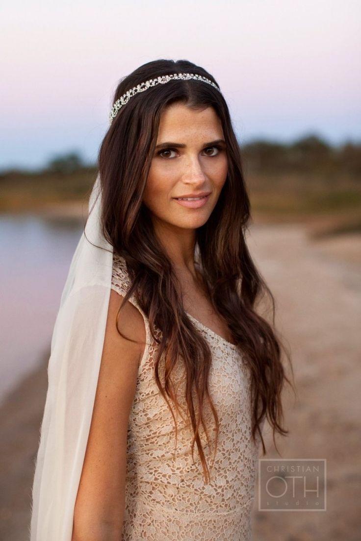 the 25+ best straight wedding hairstyles ideas on pinterest