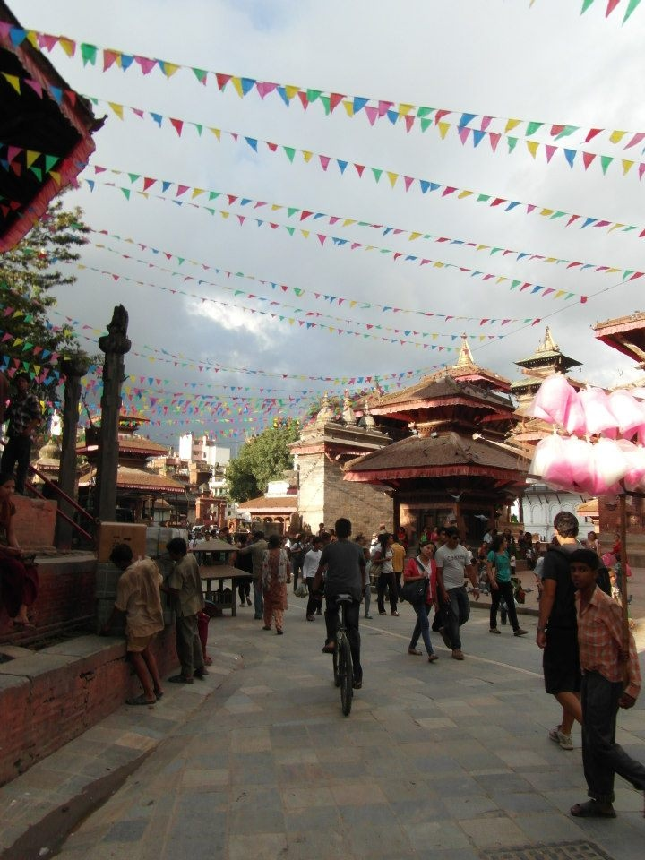 Katmandu, Durbar square