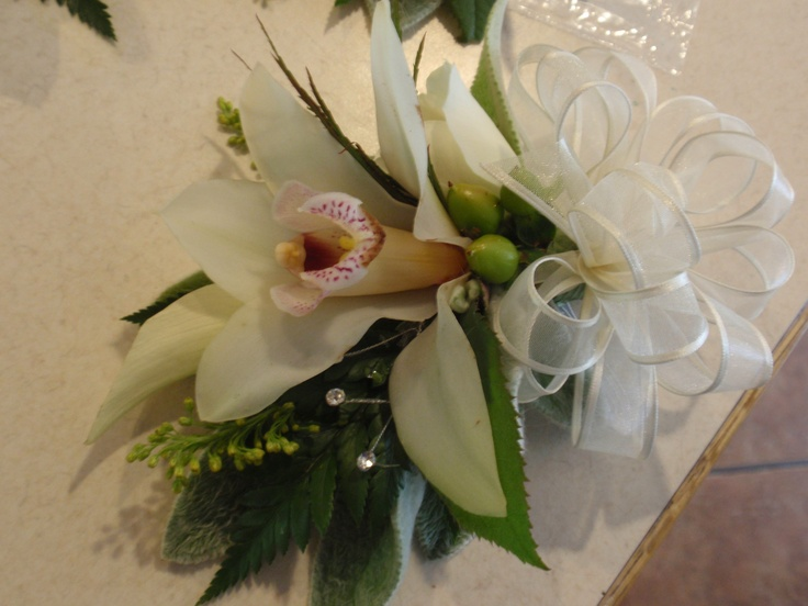 how to make wedding corsages for mothers